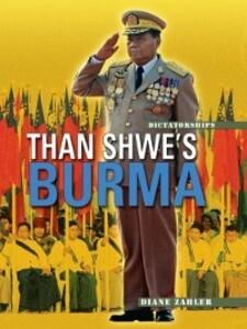 Than Shwe´s Burma als eBook Download von Diane ...