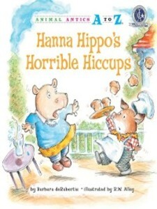 Hanna Hippo´s Horrible Hiccups als eBook Downlo...