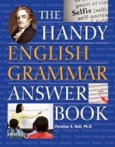 Handy English Grammar Answer Book als eBook Dow...