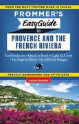Frommer's EasyGuide to Provence and the French Riviera