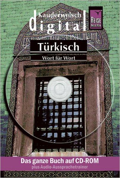 Türkisch Wort für Wort. Kauderwelsch digital. CD-ROM für Windows ab 95 als Software