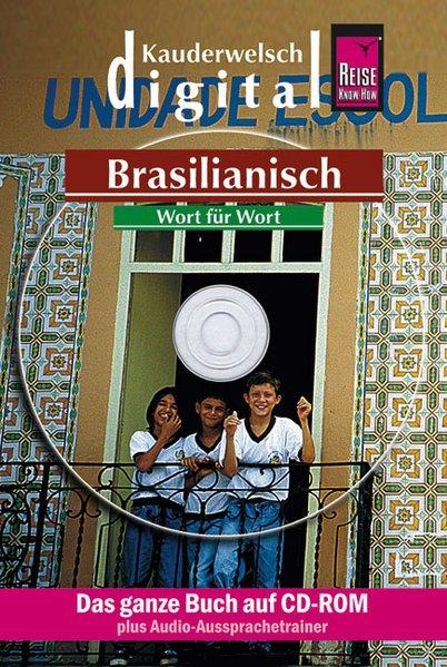Brasilianisch Wort für Wort. Kauderwelsch digital. CD-ROM für Windows ab 95 als Software
