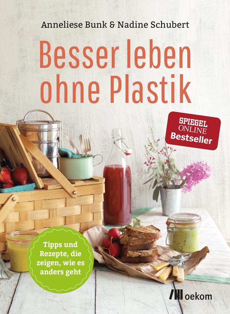 Besser leben ohne Plastik als Buch