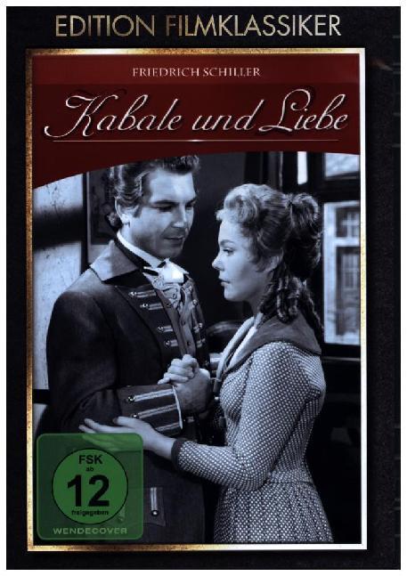 Kabale und Liebe als DVD