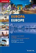 Reiseatlas Europa 1:900 000