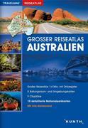 Großer Reiseatlas Australien 1:4 Mio.