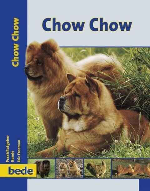 PraxisRatgeber Chow Chow als Buch