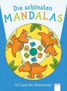Die schönsten Mandalas. Im Land der Dinosaurier