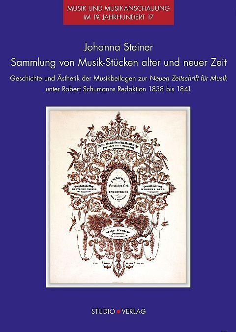 Sammlung von Musik-Stücken alter und neuer Zeit...