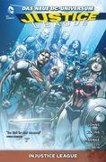 Justice League 08: Injustice League