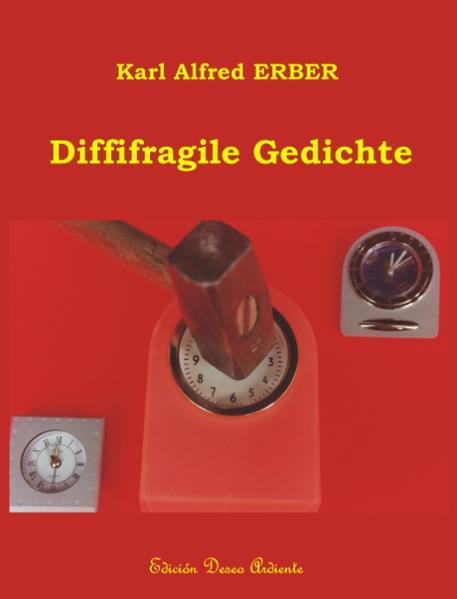 Diffifragile Gedichte als Buch