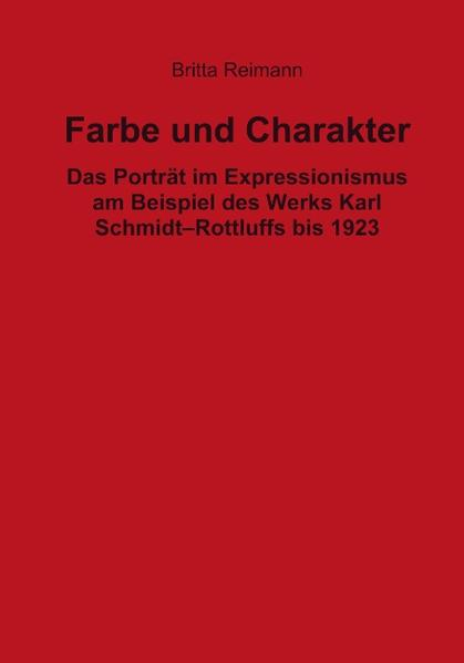 Farbe und Charakter als Buch