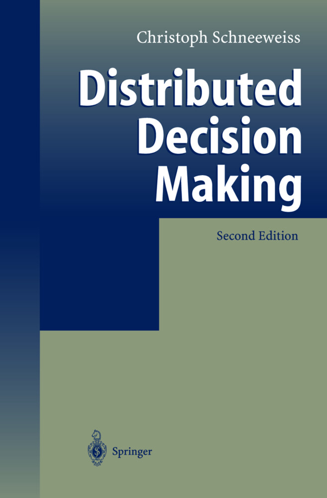 Distributed Decision Making als Buch