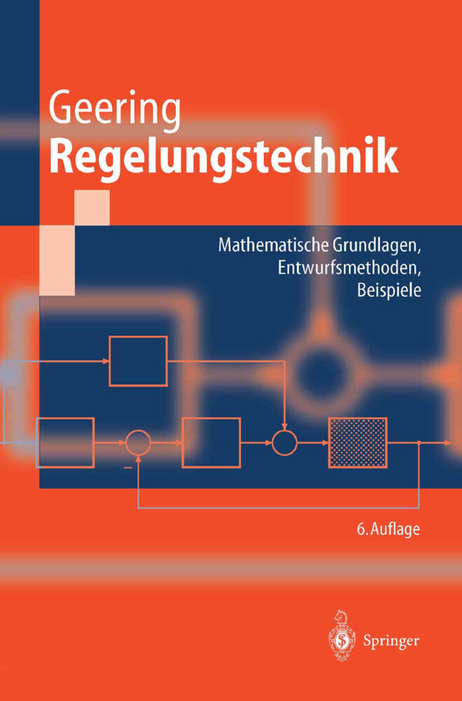 Regelungstechnik als Buch