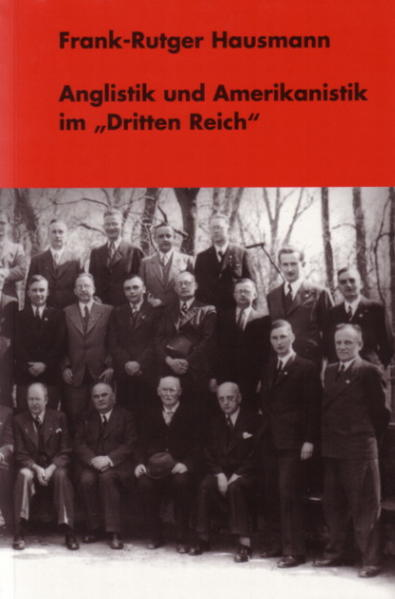 """Anglistik und Amerikanistik im """"Dritten Reich"""" als Buch"""