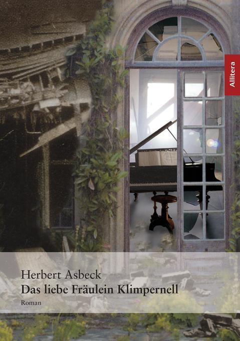 Das liebe Fräulein Klimpernell als Buch