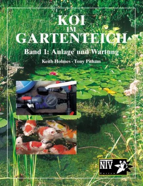 Koi im Gartenteich. Anlage und Wartung als Buch