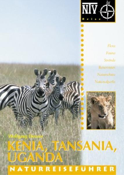 Kenia, Tansania, Uganda als Buch
