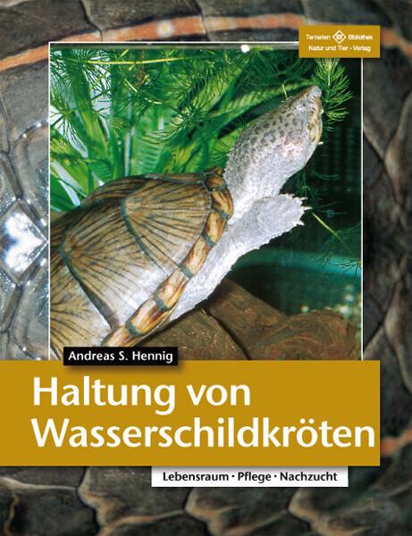 Haltung von Wasserschildkröten als Buch