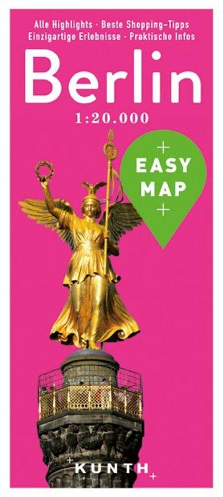 EASY MAP Deutschland/Europa Berlin 1 : 20 000 a...