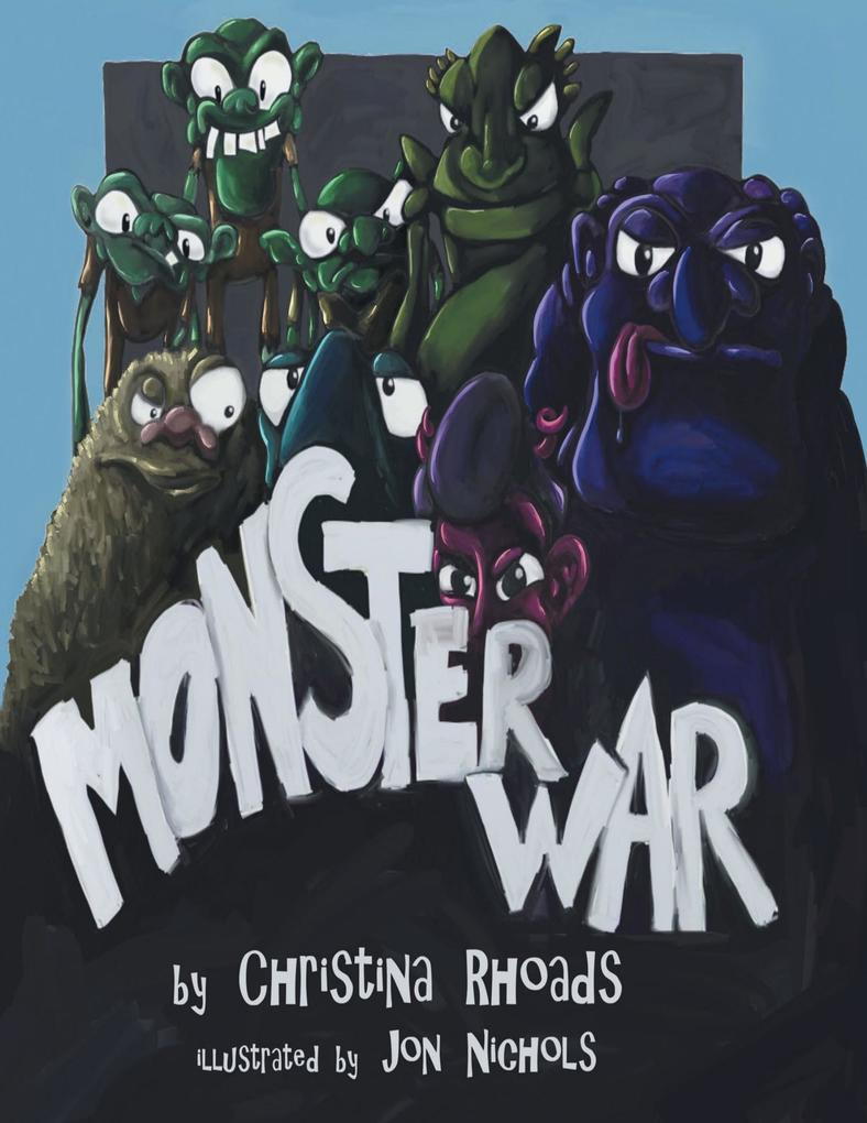 Monster War als eBook Download von Christina Rh...