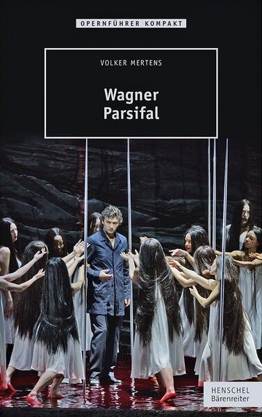 Wagner - Parsifal als Buch von Volker Mertens