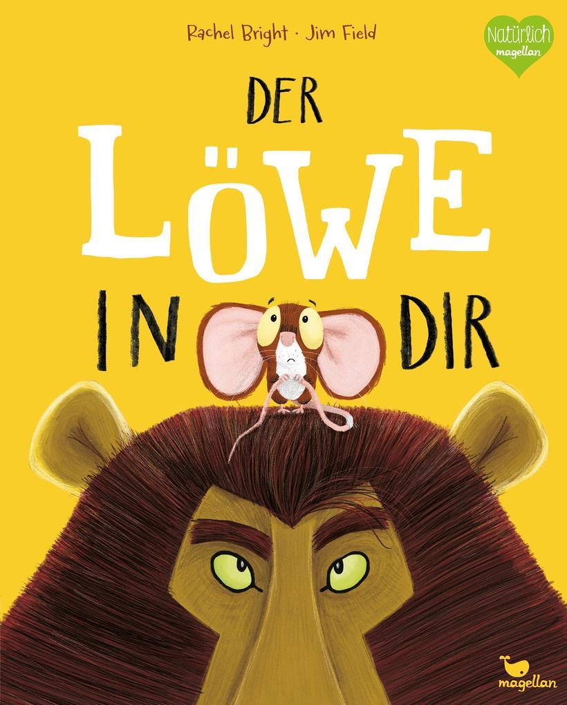 Der Löwe in dir als Buch