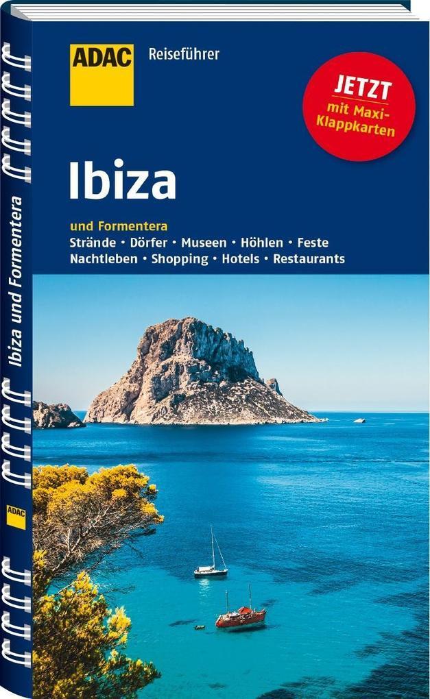 ADAC Reiseführer Ibiza und Formentera als Buch ...