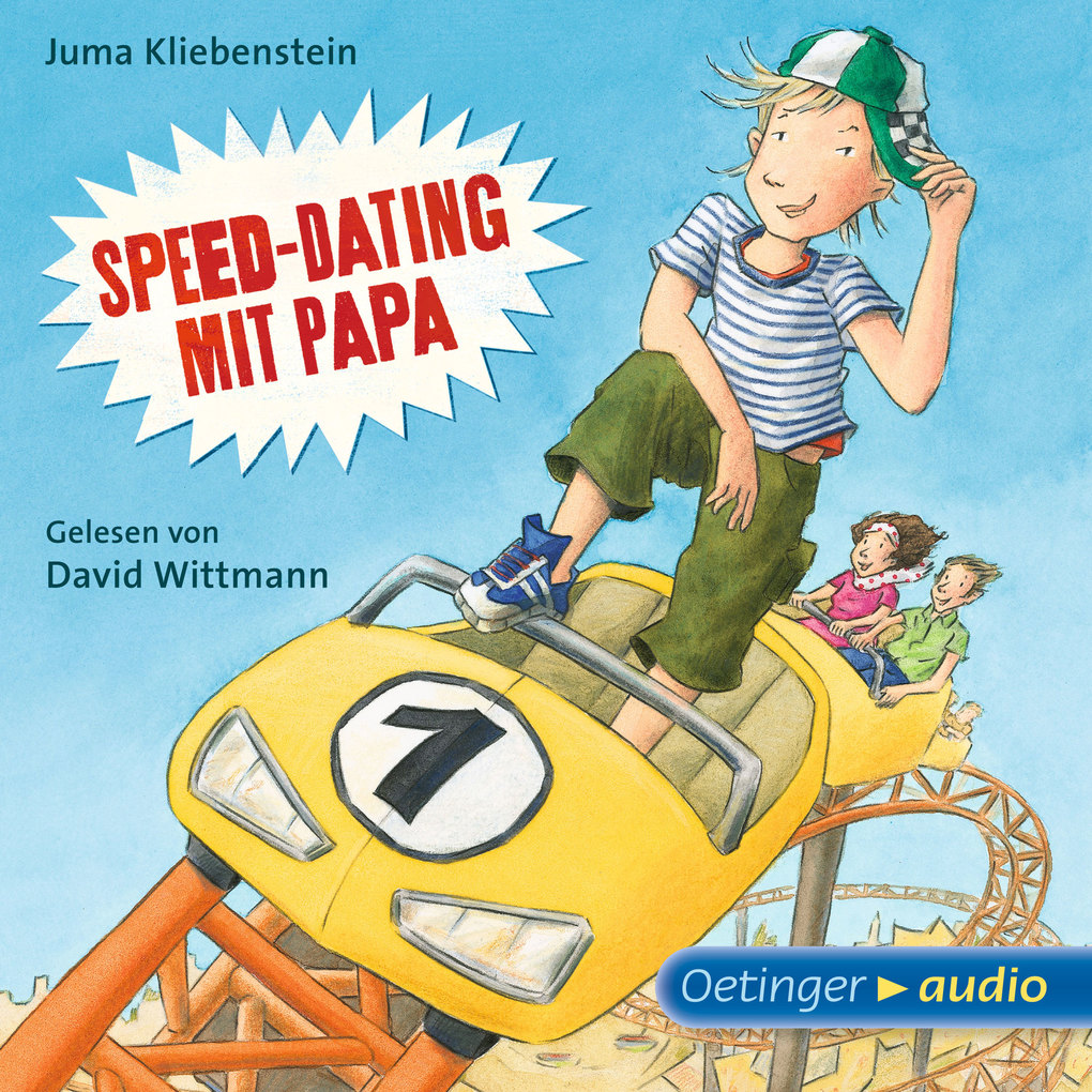 Speed-Dating mit Papa als Hörbuch Download von ...