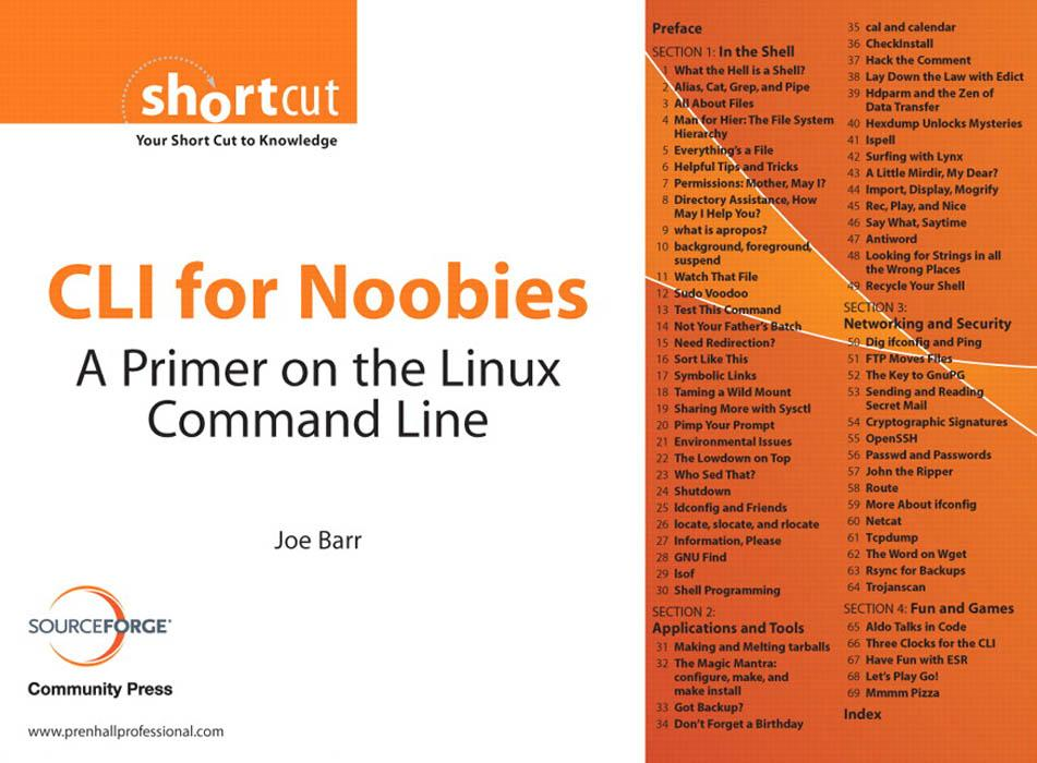 CLI for Noobies als eBook Download von Joe Barr