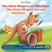 Das kleine Känguru auf Abenteuer / Das kleine Känguru und der Angsthase