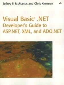 Visual Basic .NET Developer´s Guide to ASP .NET...