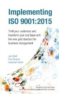 Implementing ISO 9001 als eBook Download von Ja...