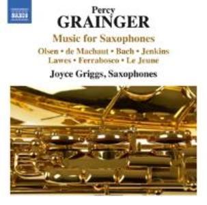 Musik für Saxophon