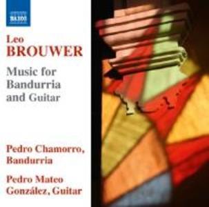 Musik für Bandurria und Gitarre