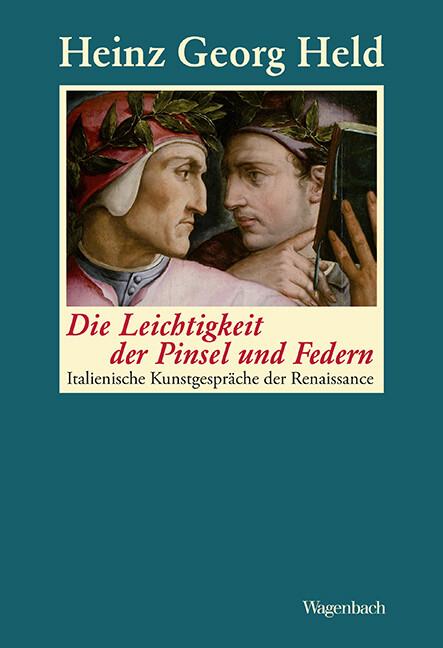 Die Leichtigkeit der Pinsel und Federn als Buch...