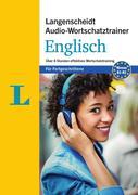 Langenscheidt Audio-Wortschatztrainer Englisch - für Fortgeschrittene