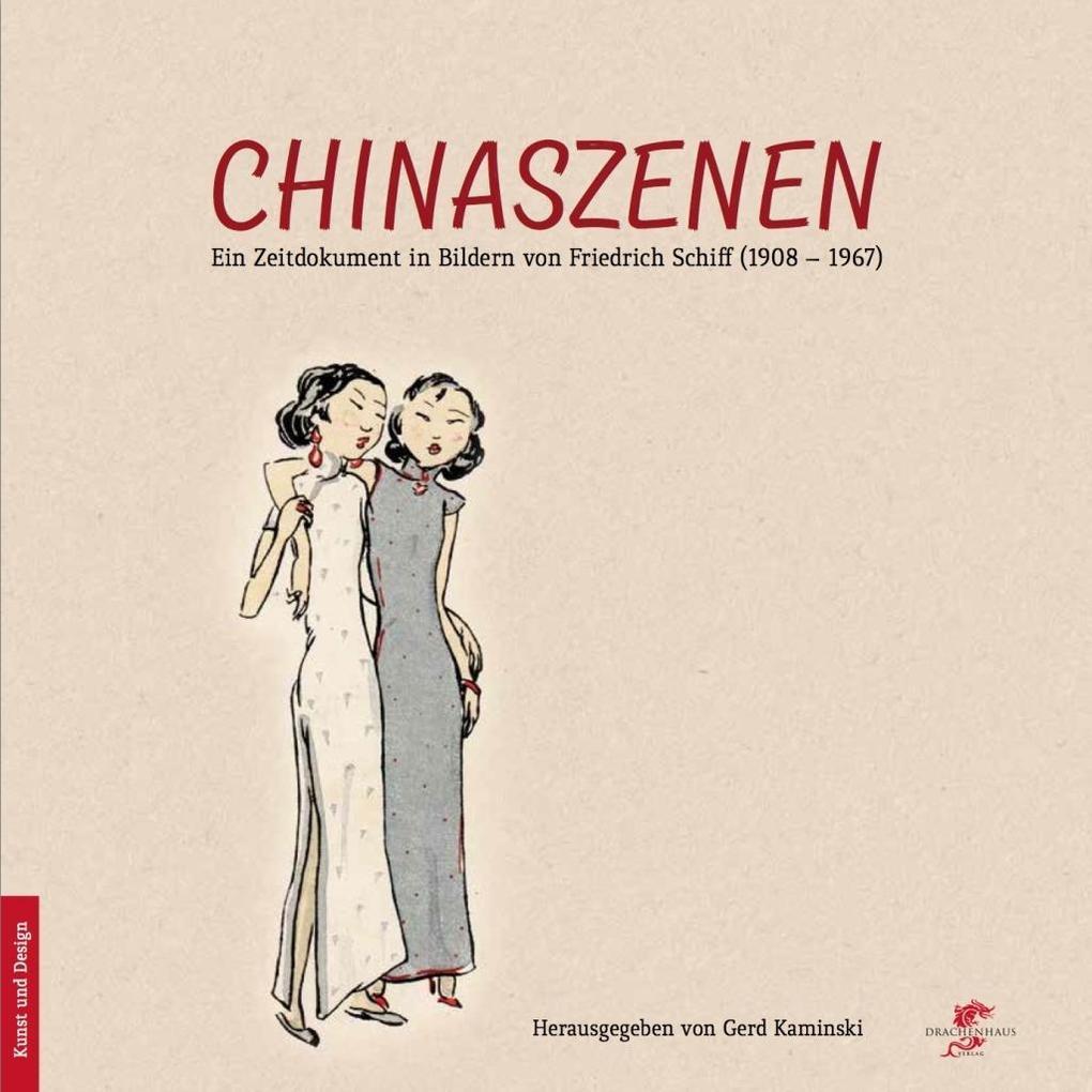 Chinaszenen als Buch von Gerd Kaminski