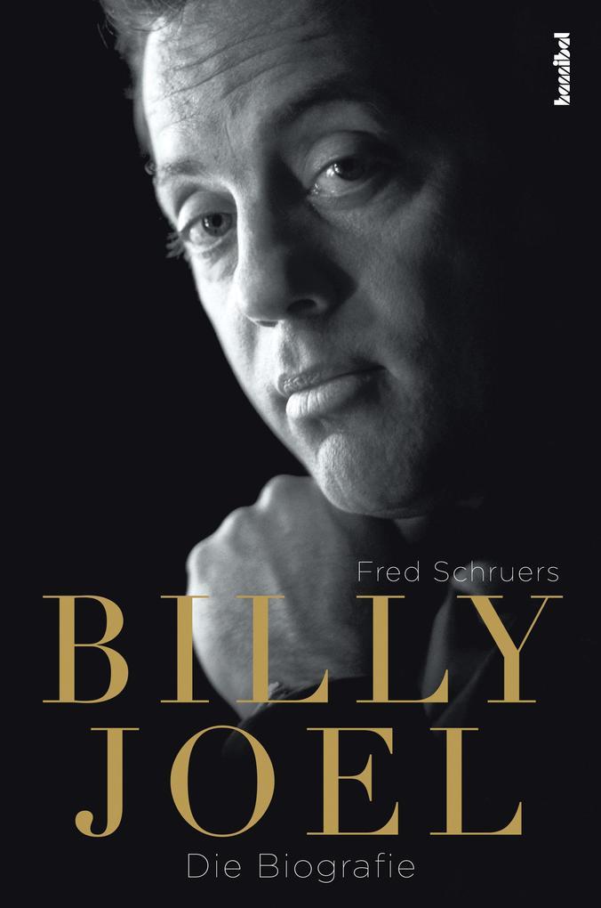 Billy Joel als Buch von Fred Schruers