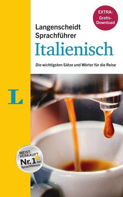Langenscheidt Sprachführer Italienisch - Buch i...