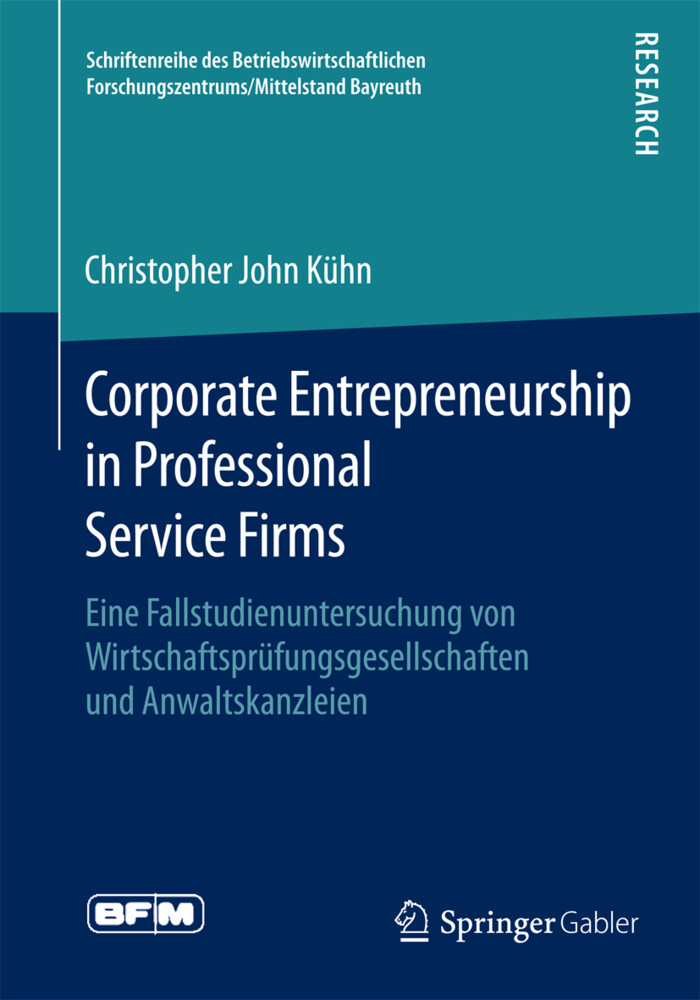 Corporate Entrepreneurship in Professional Serv...