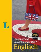 Langenscheidt Sprachkalender 2017 Englisch Abreißkalender