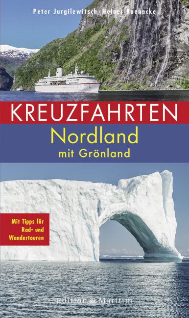 Kreuzfahrten Nordland als Buch von Peter Jurgil...
