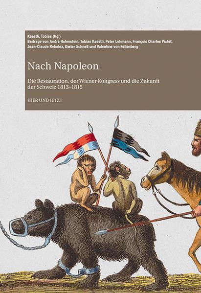 Nach Napoleon als Buch von André Holenstein, To...