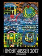 Großer Hundertwasser Art Calendar 2017