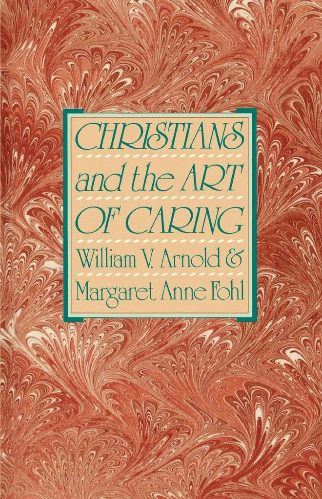 Christians and the Art of Caring als Taschenbuch