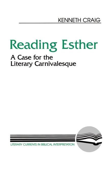 Reading Esther als Taschenbuch