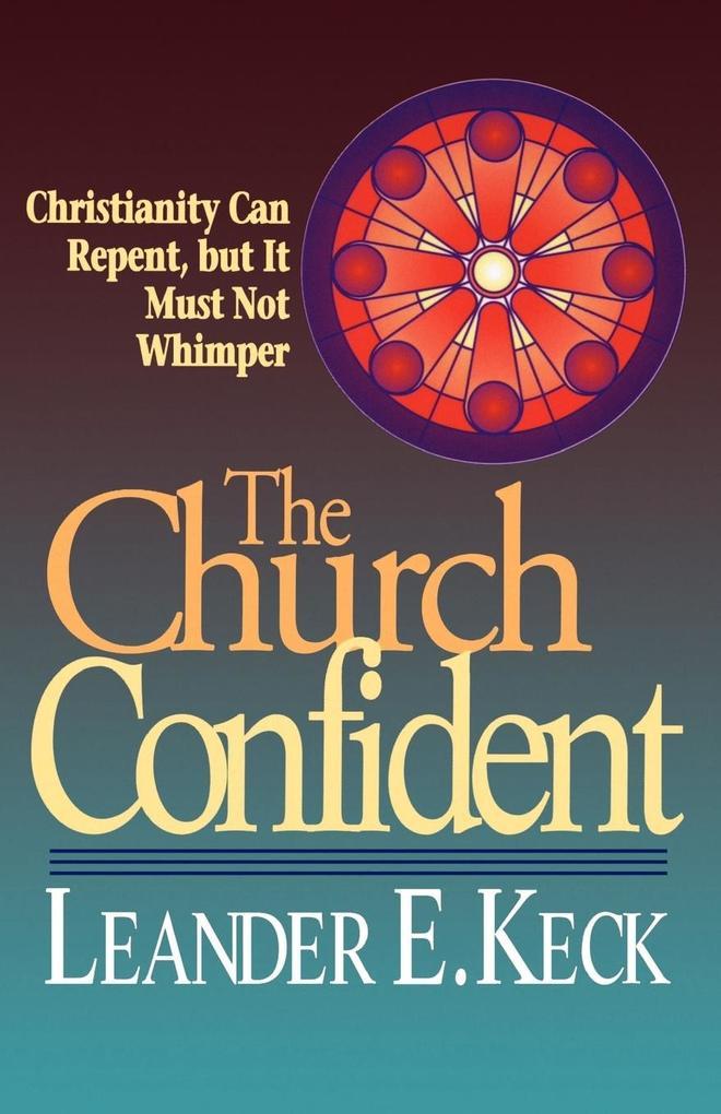 The Church Confident als Taschenbuch