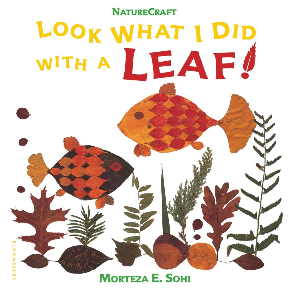 Look What I Did with a Leaf! als Taschenbuch
