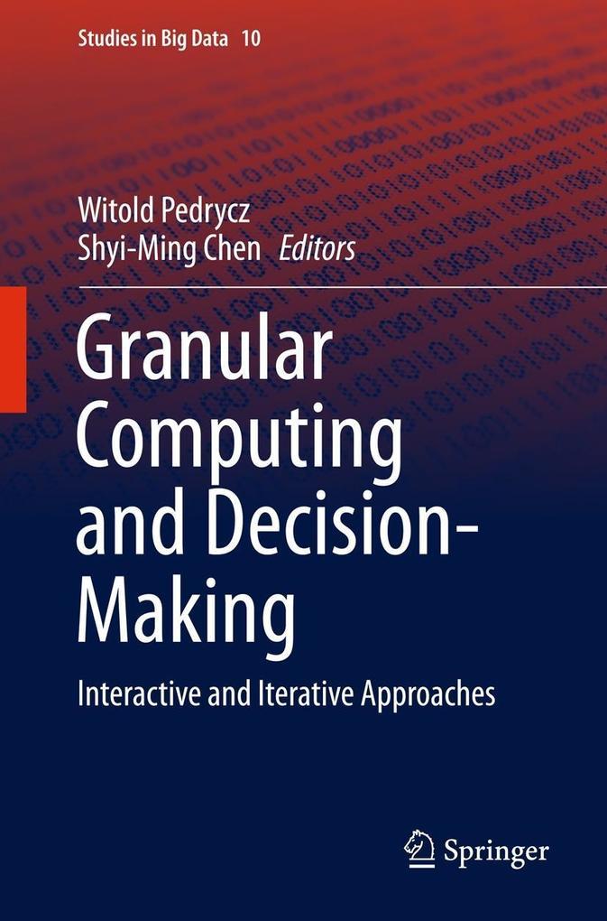 Granular Computing and Decision-Making als eBoo...